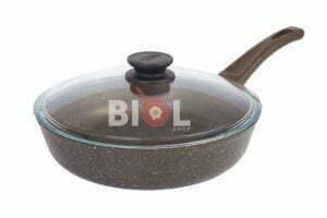 Сковорода антипригарная 28 см Классик-Декор