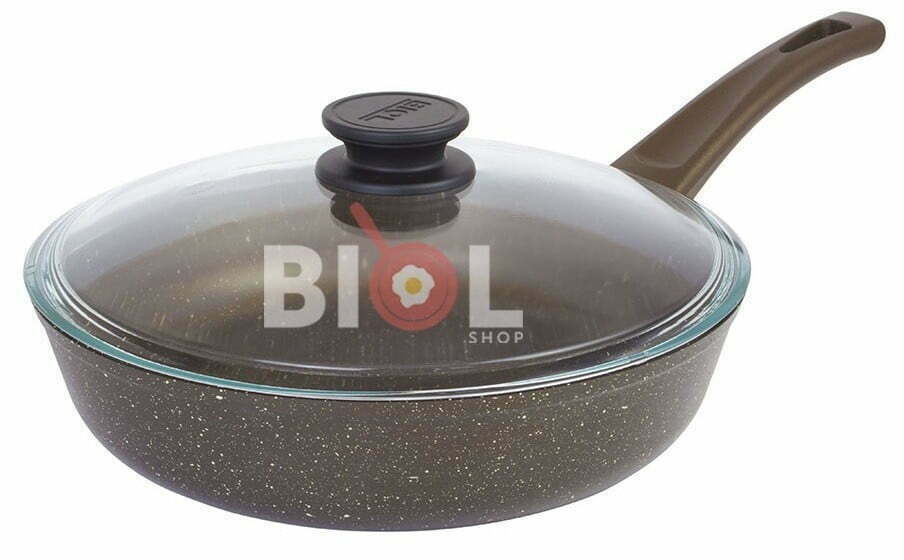 Антипригарная сковорода 24 см Классик-Декор купить недорого