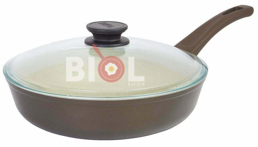 Сковорода антипригарная 22 см Классик-Декор лучшая цена на сайте Биолшоп