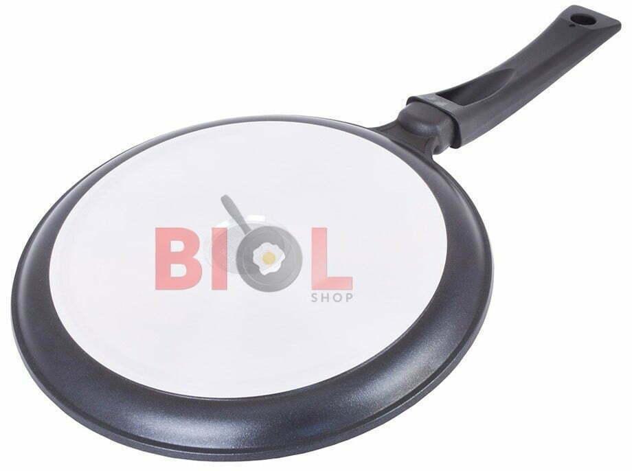 Блинная антипригарная сковорода 26 см заказать на сайте Биолшоп