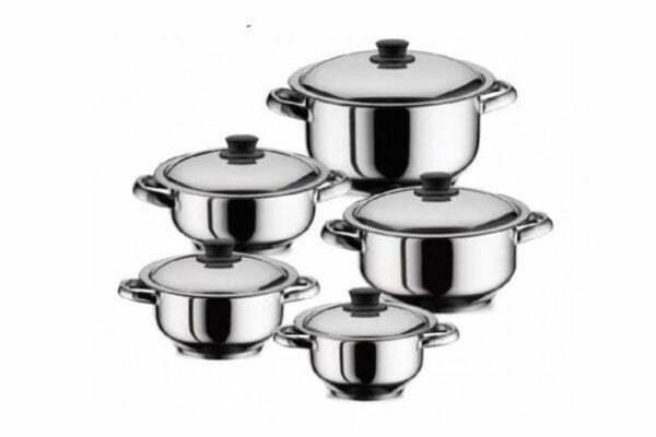 Набор нержавеющей посуды Arian Royal 4STCLK0005001