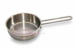 Сковорода нержавеющая 22 см Hascevher