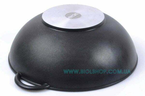 ВОК сковородка антипригарная Биол заказать на сайте