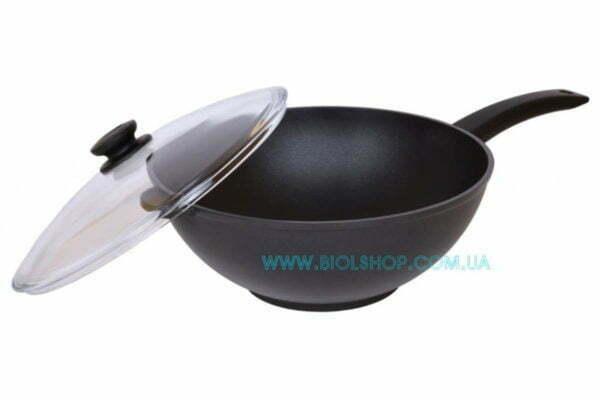 Антипригарная wok сковородка купить дешево