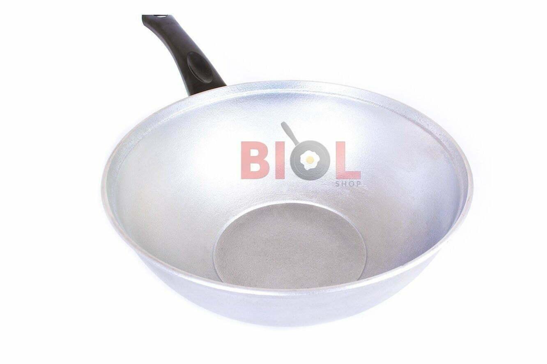 Цена на алюминиевую WOK сковородку Биол