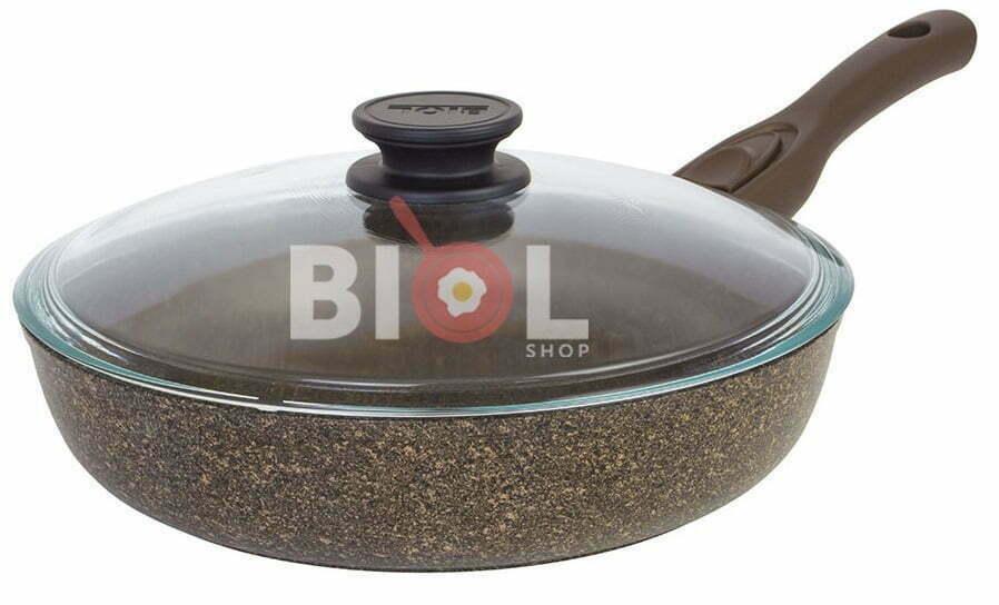 Купить сковородку антипригарную Биол