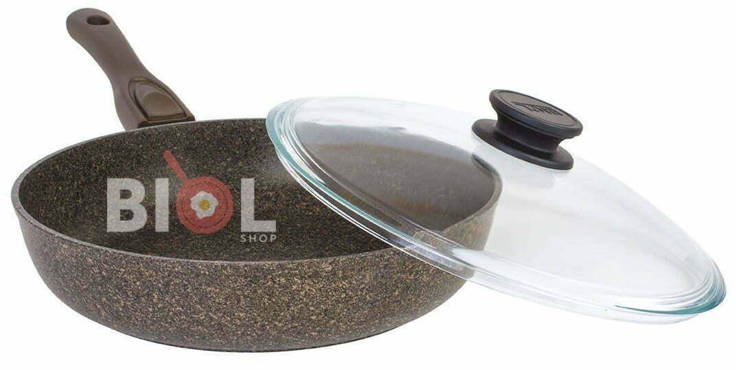 Купить толстую сковородку в интернет магазине с антипригарным покрытием