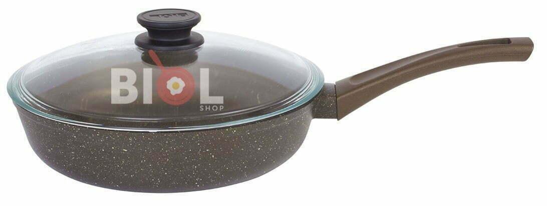 Антипригарная сковорода 24 см Классик-Декор заказать с доставкой Украина