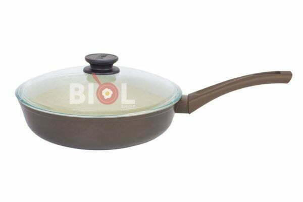 Сковорода антипригарная 26 см Классик-Декор Биол 26077ПС