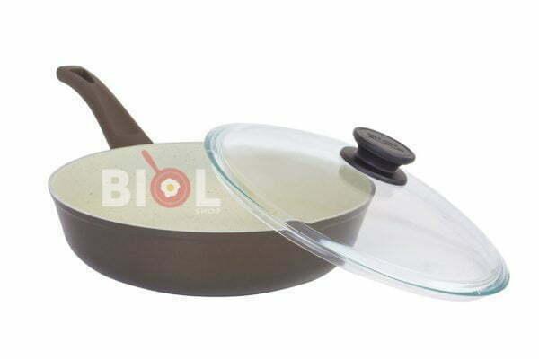 Сковорода антипригарная 26 см Классик-Декор Биол купить недорого