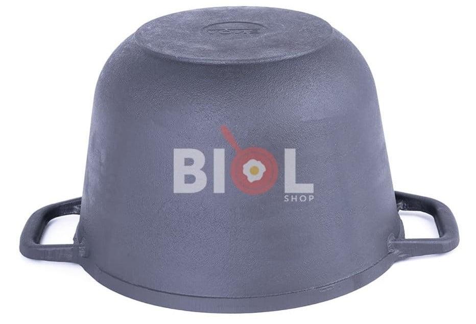 Купить чугунную кастрюлю Биол