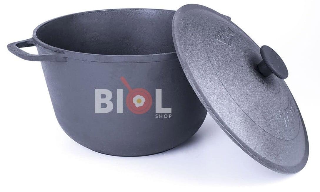 Чугунная кастрюля Биол, лучшая цена