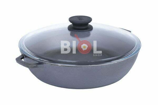 Биол жаровня литая 280 мм по низкой цене