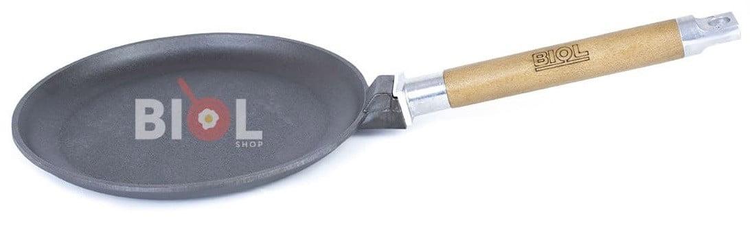 Лучшая цена на блинную сковородку Биол