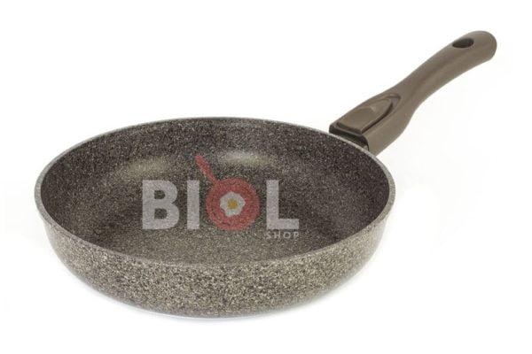Антипригарная сковорода 24 см Гранит-Браун
