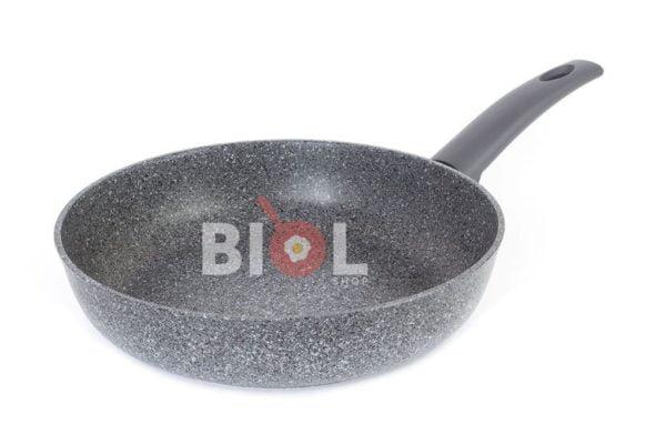 Антипригарная сковорода 24 см Гранит грей