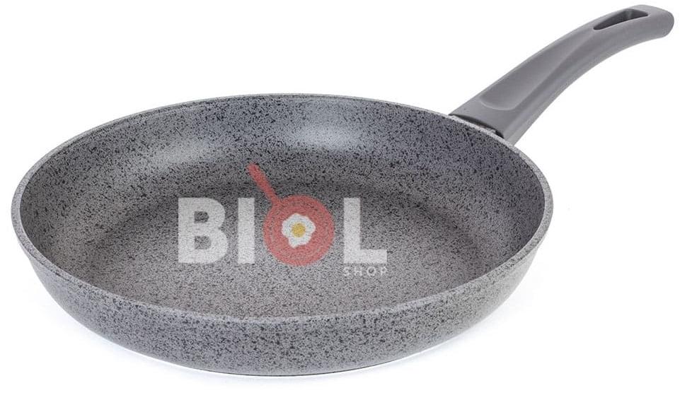 Сковорода антипригарная 28 см Оптима-Гранит купить по Украине