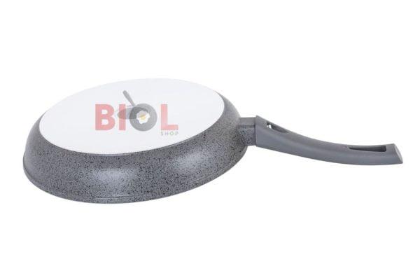 Сковорода с антипригарным слоем Оптима-Гранит 26 см Биол купить онлайн