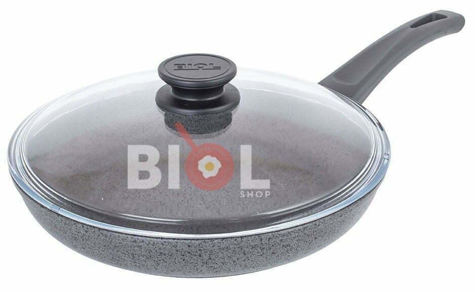 Антипригарная сковорода 24 см Оптима-Гранит заказать онлайн