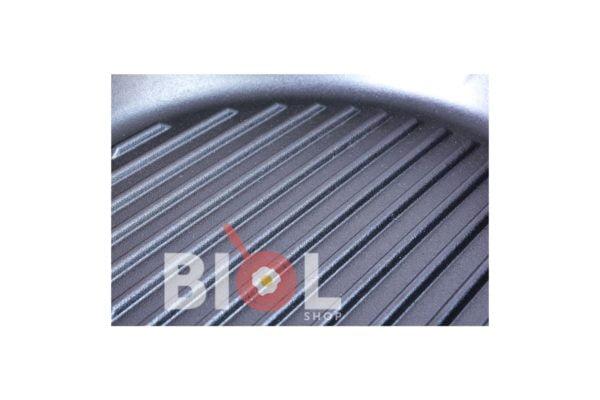 Гриль сковорода круглая 260 мм Биол заказать онлайн