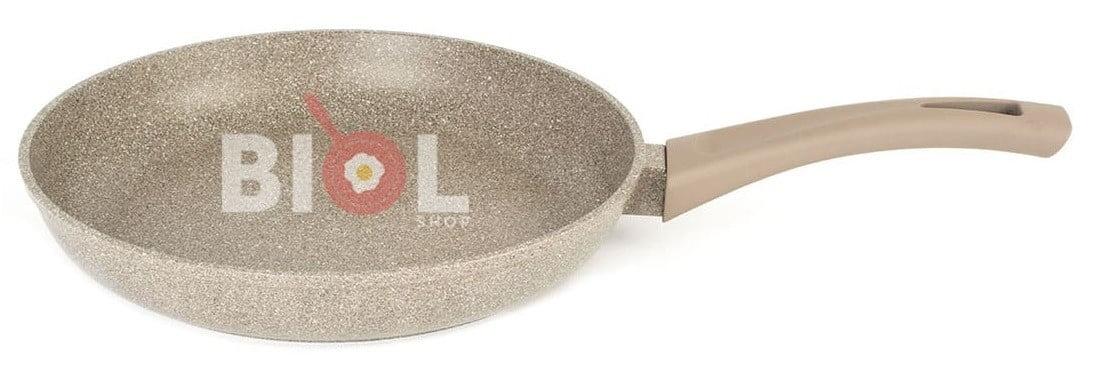 Сковорода с крышкой 28 см антипригарная заказать недорого