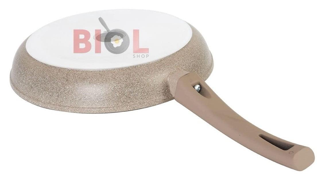 Антипригарная сковорода Оптима-Декор 26 см заказать недорого на сайте Биолшоп