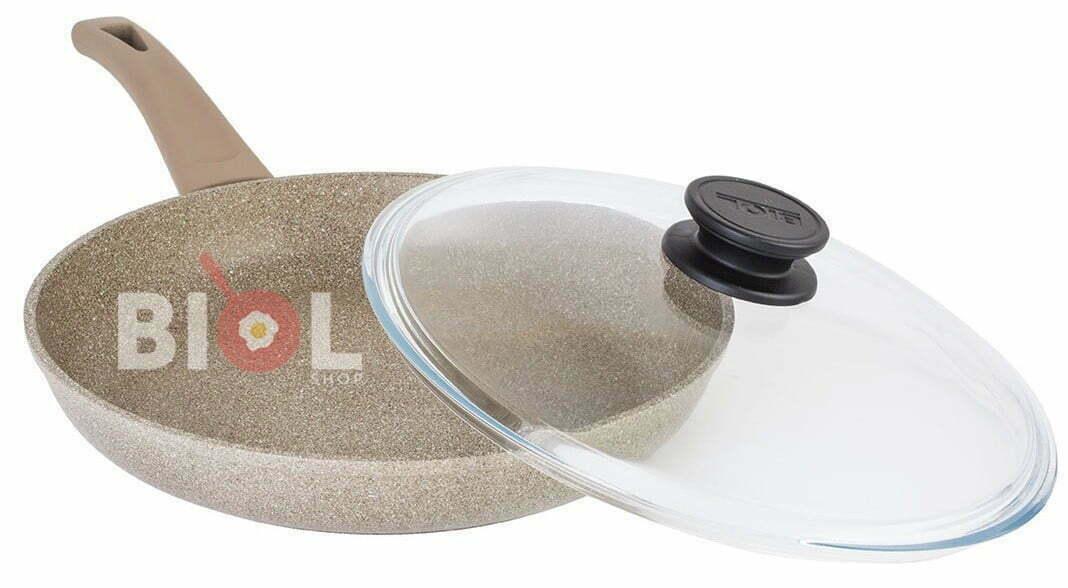Сковорода антипригарная 24 см с крышкой отзывы и стоимость онлайн