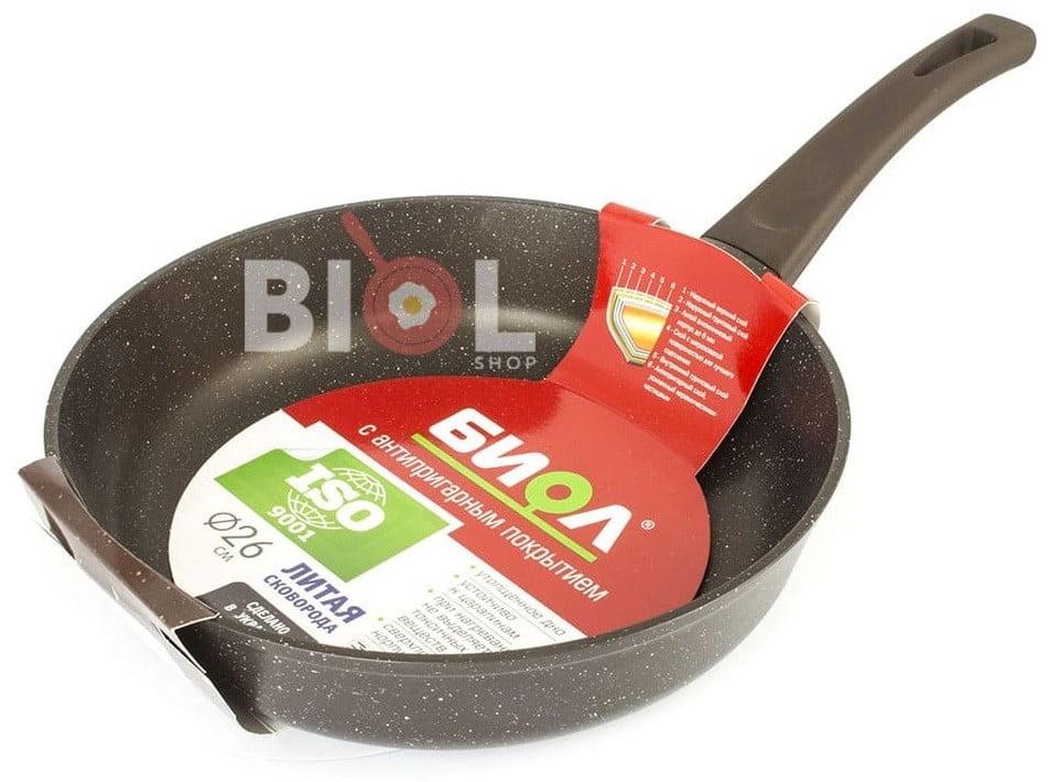 Антипригарная сковорода Классик-Декор 26 см заказать в интернет магазине