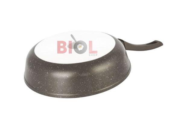 Антипригарная сковорода Классик-Декор 26 см Биол низкая цена