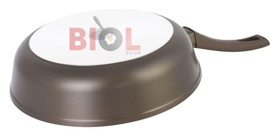 Сковородка антипригарная 24 см Классик-Декор отзывы и фотообзор