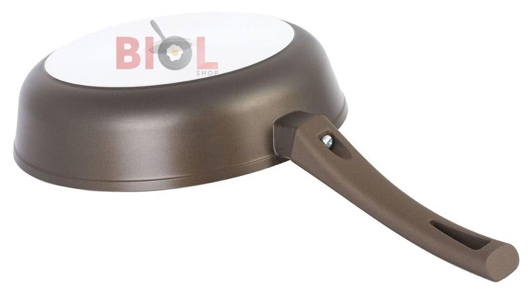 Антипригарная сковорода 28 см Классик-Декор купить дешево онлайн