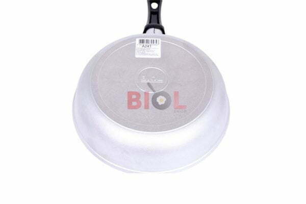 Биол алюминиевая сковородка с рифленым дном по низкой цене