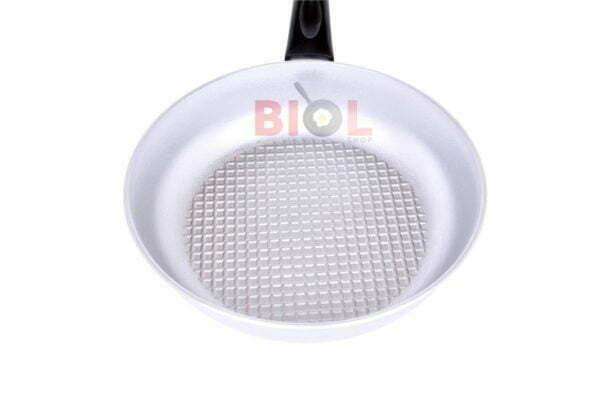 Алюминиевая сковородка с рифленым дном купить онлайн
