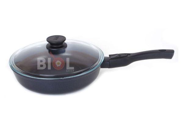 Классическая сковородка с антипригарным слоем Биол 20 см купить