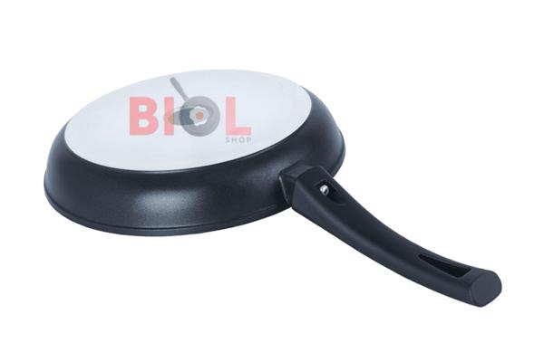 Сковорода Оптима 26 см антипригарная Биол купить онлайн