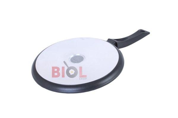 Блинная сковорода 22 см антипригарная Оптима Биол заказать