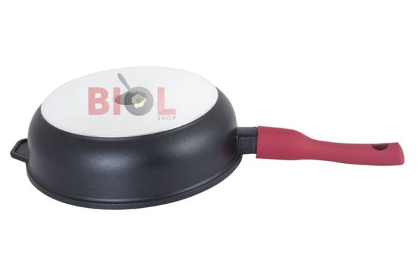 Титанал сковородка с тефлоновым слоем 26 см Биол купить онлайн