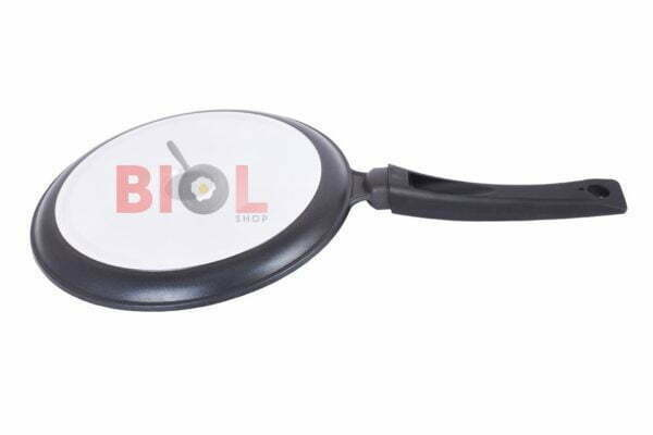 Сковорода блинная 22 см антипригарная Биол Классик 2208П