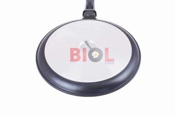 Сковорода блинная 22 см антипригарная Биол Классик дешево