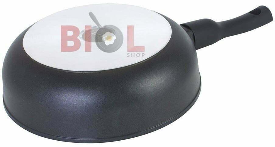 Сковорода тефлоновая 24 см Биол заказать с доставкой