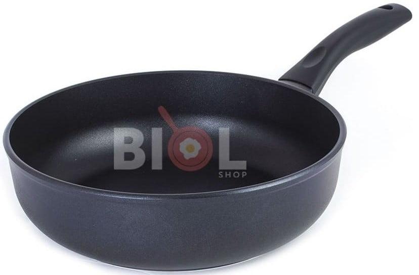 Сковорода антипригарная 22 см Элегант Биол купить недорого