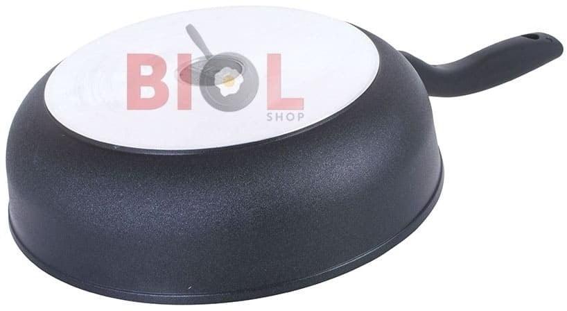 Сковорода антипригарная 22 см Элегант Биол лучшая цена на сайте