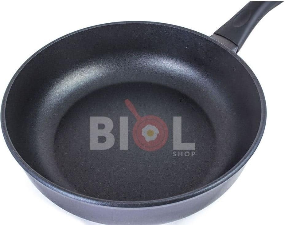 Сковорода антипригарная 22 см Элегант Биол купить в Украине