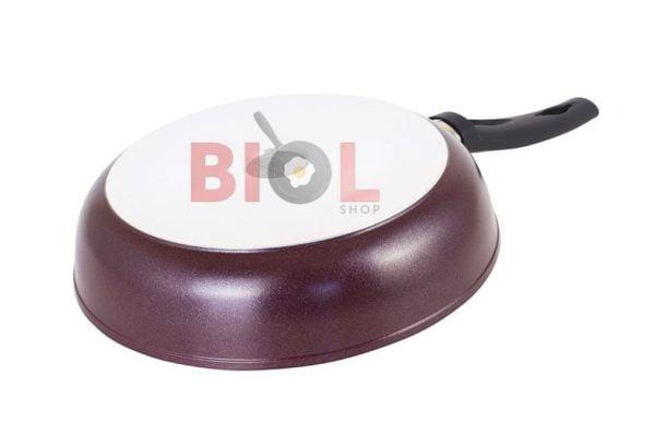 Сковорода антипригарная Атлас 26 см Биол