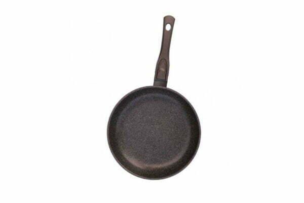 Гранит Браун сковородка со съемной ручкой купить недорого