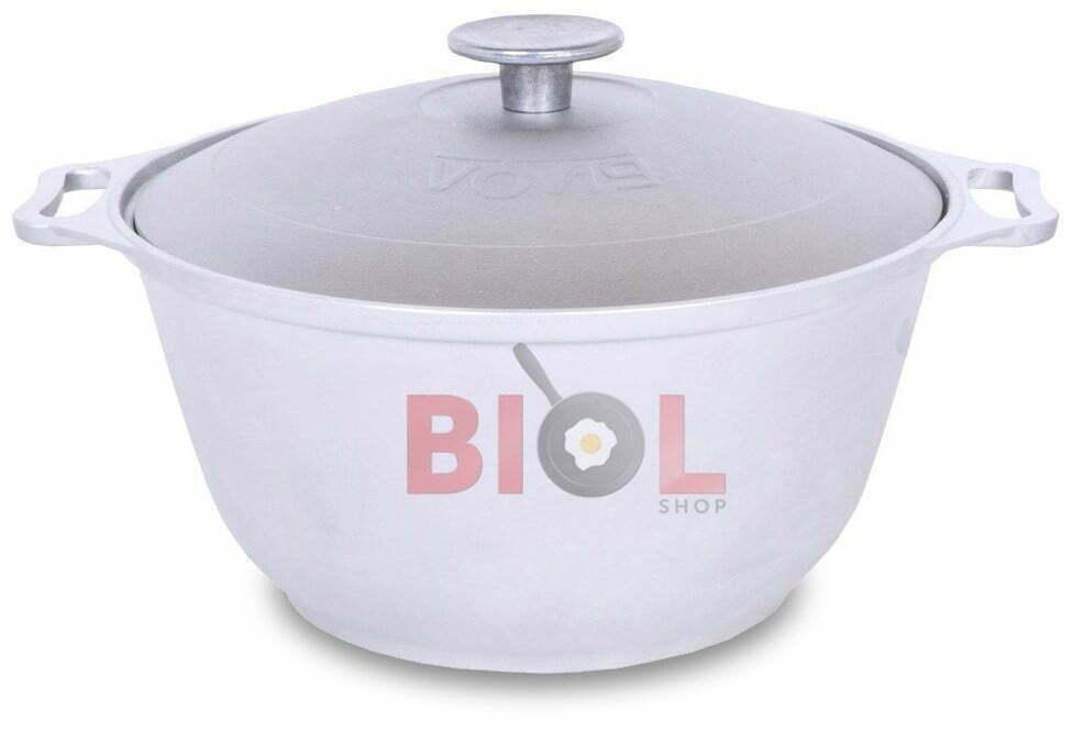 Купить алюминиевые кастрюли Биол