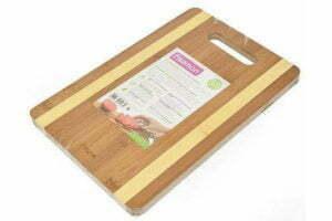 Доска разделочная деревянная Fissman 30х20х1,5 см купить дешево