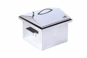 Домашняя коптильня горячего копчения 1,5 мм заказать онлайн