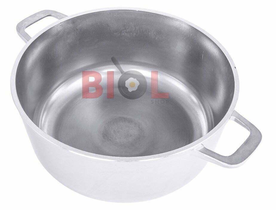 Лучшая цена на алюминиевую посуду Биол