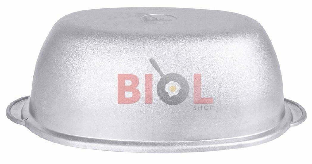 Лучшая цена на алюминиевую гусятницу Биол